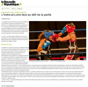 Boxe Ladies boxing Tour Article NR 1