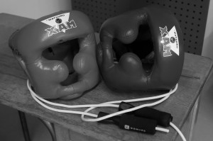 Amboise boxe anglaise casque