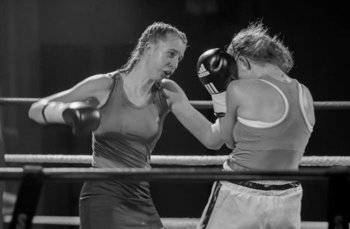 Ladies Boxing Tours Amboise B Gaucher